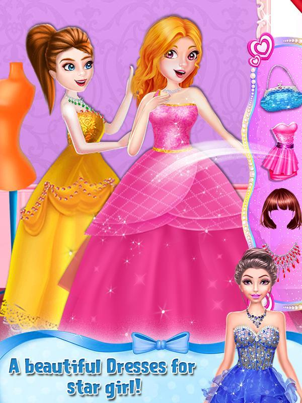 Star Doll Fashion Makeup Games for Android - APK Download