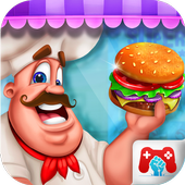 Street Food Maker For Kids icon