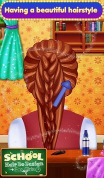 High School Hair Do Design apk screenshot