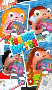 Tongue Doctor - Free Kids Game screenshot 4