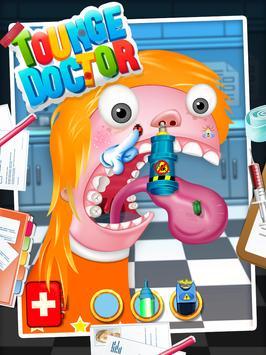 Tongue Doctor - Free Kids Game screenshot 7