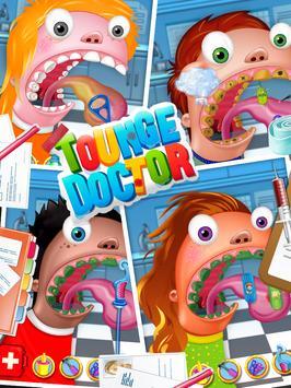 Tongue Doctor - Free Kids Game screenshot 9