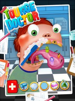 Tongue Doctor - Free Kids Game screenshot 10