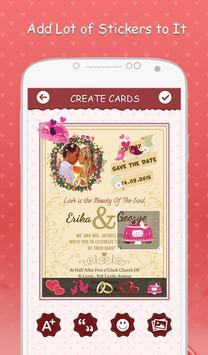wedding invitation cards apk ダウンロード 無料 写真 アプリ android