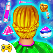 Wedding Princess Hair Do Design HairStyles icon