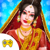 Game android Indian Gopi Fashion Doll Makeover Spa Salon APK new