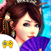 Game android Chinese Girl Fashion Doll Dressup & Makeup Salon APK new hot