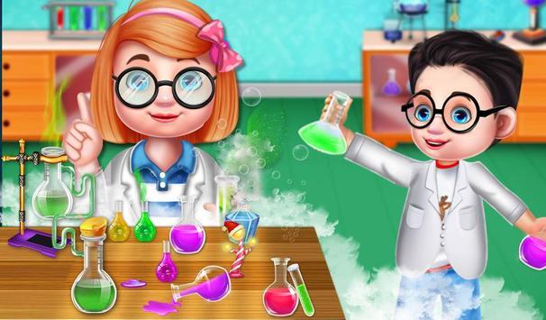 Cool Science Experiments apk screenshot