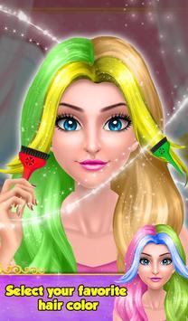 Girl Hair Do Hairstyles - Braided Hairstyles Salon poster