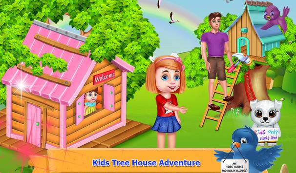 Kids Tree House poster