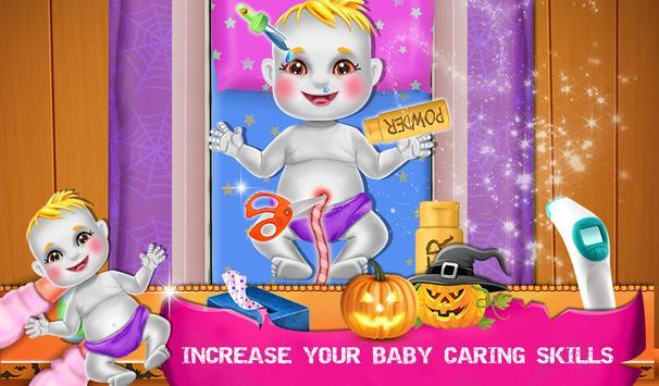 Halloween Mommy NewBorn Baby Care Hospital screenshot 12