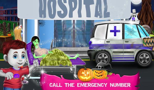 Halloween Mommy NewBorn Baby Care Hospital screenshot 15