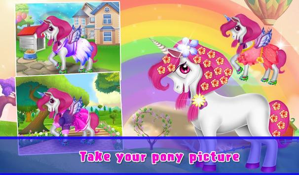 Pony Fashion Salon Makeover screenshot 4