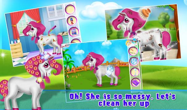 Pony Fashion Salon Makeover screenshot 5