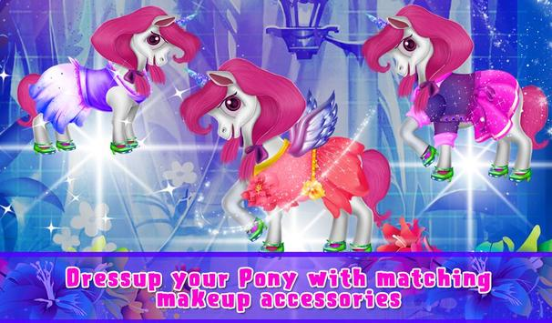 Pony Fashion Salon Makeover screenshot 6