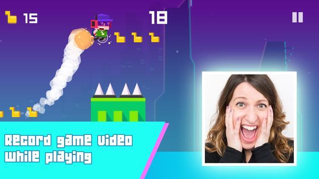 Scream Flying - Eighth Note Go screenshot 2