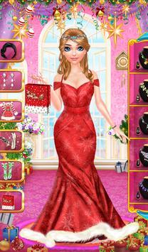 Cute Santa Fashion Salon Spa screenshot 2