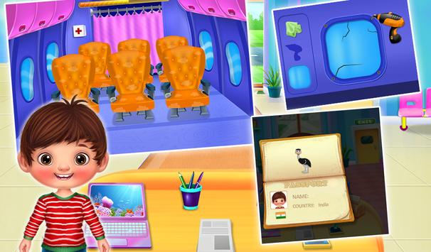 Summer Fun : Kids Holiday Game screenshot 6
