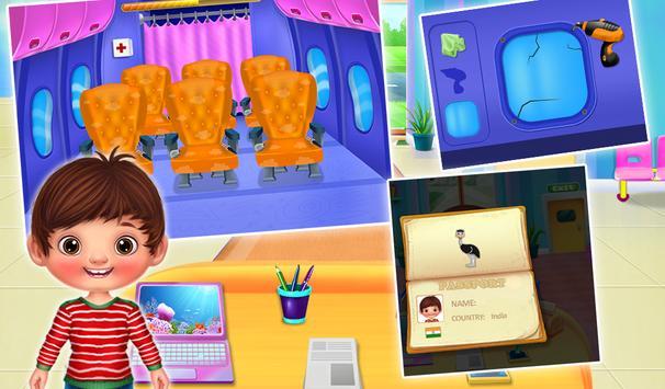 Summer Fun : Kids Holiday Game screenshot 3