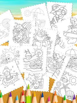 Mandala Season Coloring Book screenshot 4