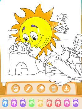 Mandala Season Coloring Book screenshot 5