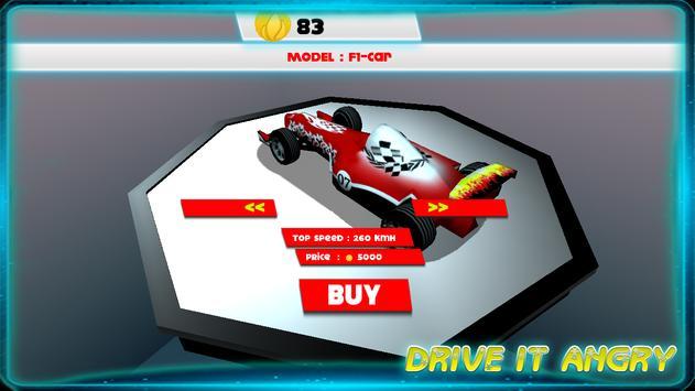 Amazing Speed Car Racer FREE screenshot 11