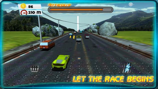 Amazing Speed Car Racer FREE screenshot 5