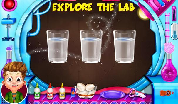 Science Experiments With Eggs apk screenshot