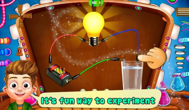 Science Experiments With Water apk screenshot