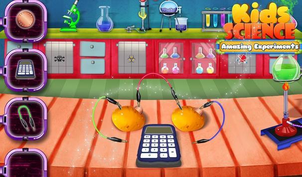 Kid Science Amazing Experiment apk screenshot