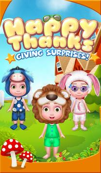 Happy Thanks Giving Surprises poster