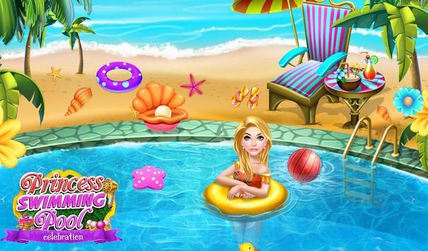Princess Swimming Celebration poster