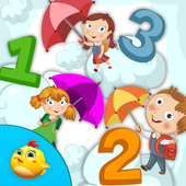 Counting 123 For Kids icon