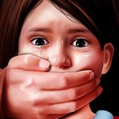 Child Safety Stranger Danger icon