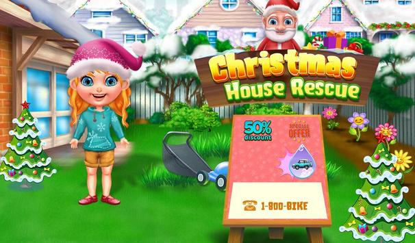 Christmas House Rescue screenshot 2