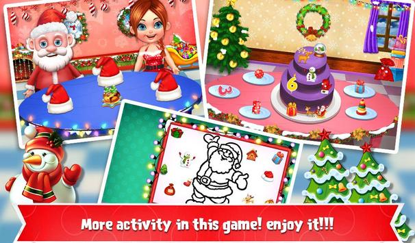 Christmas Party Kids Fun screenshot 4