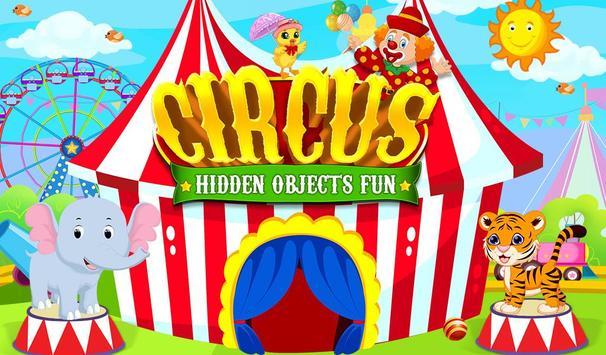 Circus Hidden Objects Fun screenshot 13