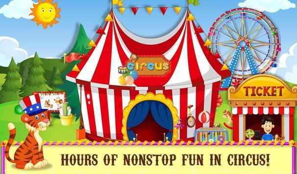 Circus Hidden Objects Fun screenshot 1
