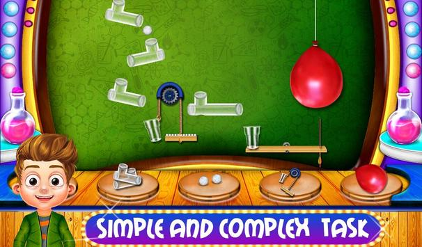 Science Experiment WithBalloon apk screenshot