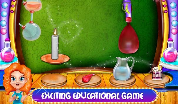 Science Experiment WithBalloon poster