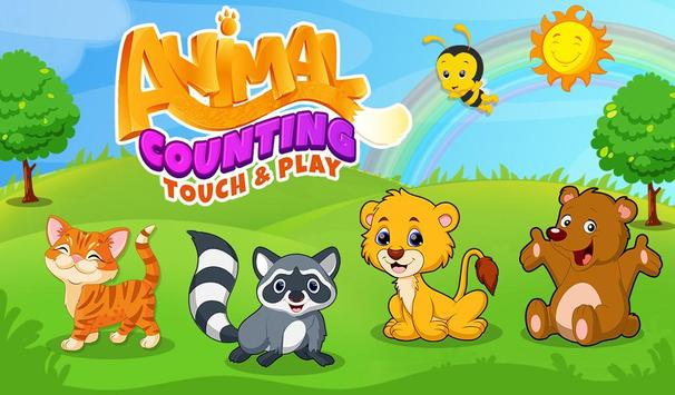 Animal Counting Touch & Play poster