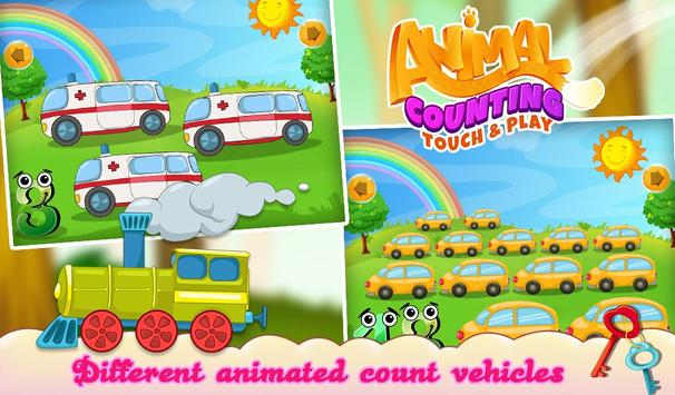 Animal Counting Touch & Play screenshot 4