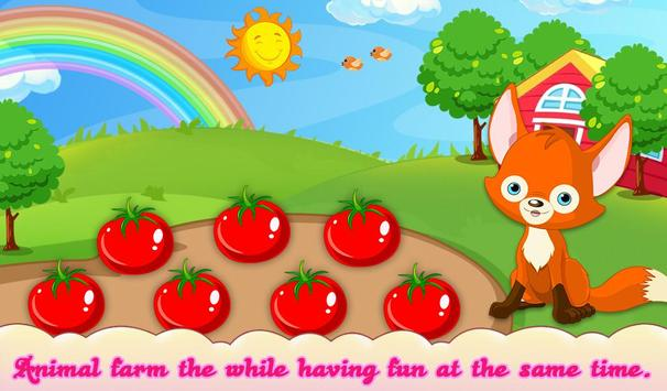 Animal Counting Touch & Play screenshot 8