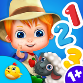 Animal Farm For Toddlers icon