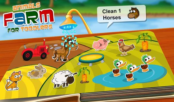 Animal Farm For Toddlers screenshot 1