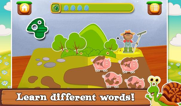 Animal Farm For Toddlers screenshot 3