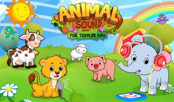 Animal Sound For Toddler Kids screenshot 5