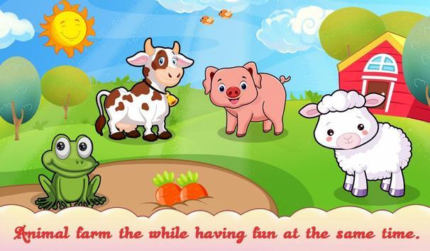 Animal Sound For Toddler Kids screenshot 3
