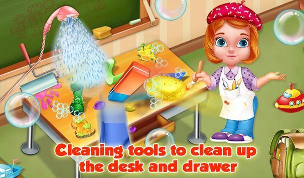 A Day At School : Kids Game screenshot 17