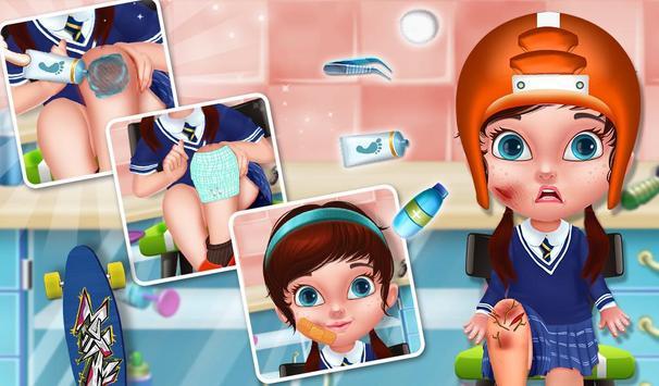 A Day At School : Kids Game screenshot 4